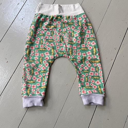 Baby/Child Classic Mini and Flower Print Leggings