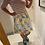 Thumbnail: Handmade Vintage Fabric Skirt