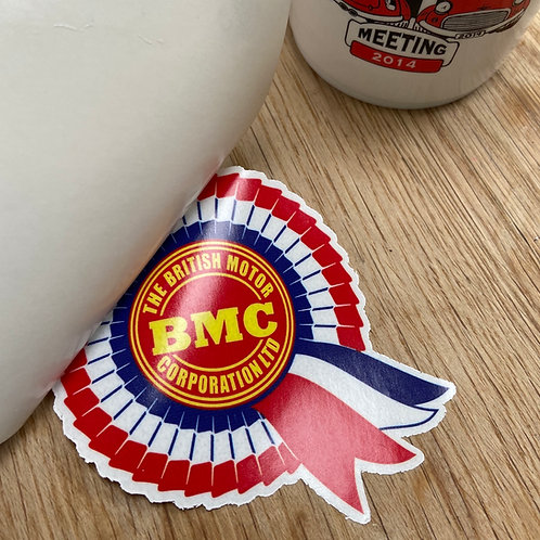 BMC Rosette Interior Sticker