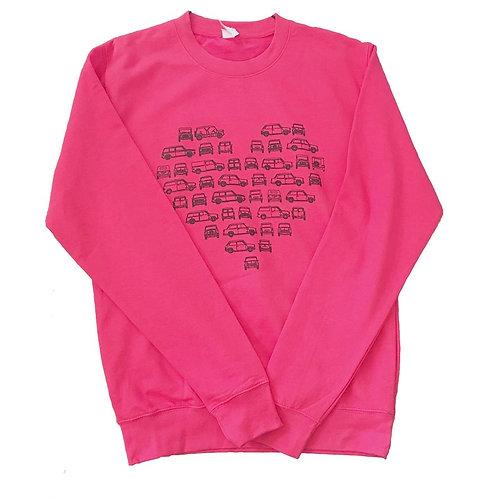 PRE-ORDER Mini, Classic Mini, Mini Cooper Sweatshirt/Jumper