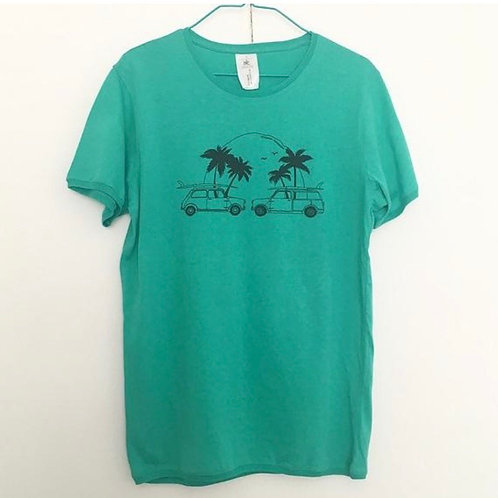 Unisex surf mini T-shirt