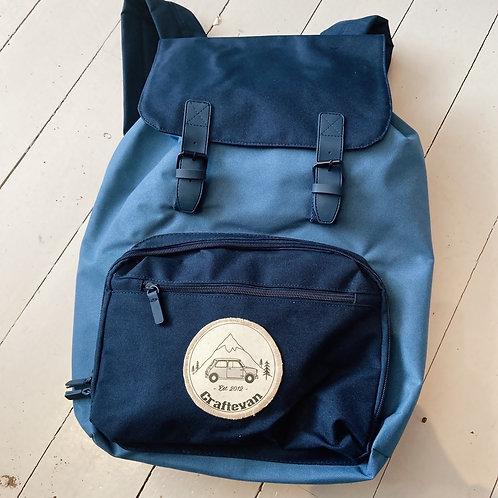 Backpack/rucksack large blue