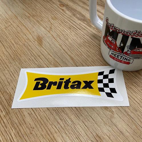 Britax Sticker