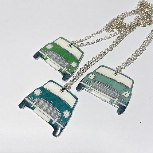 Classic mini necklace
