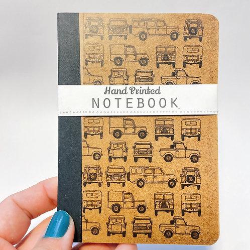 Landy notebook *seconds