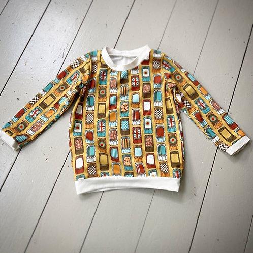 Baby/Child Classic Mini Sweatshirt/Top