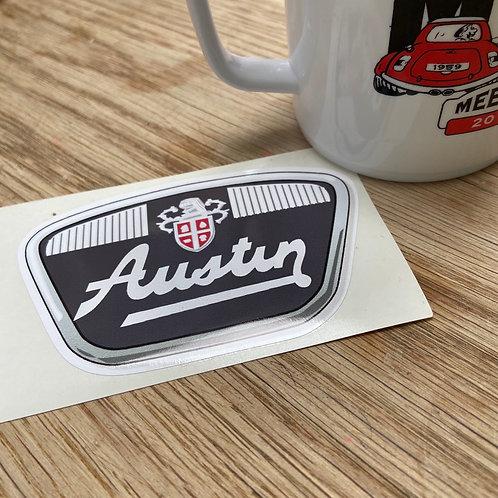 Austin Badge Sticker