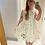Thumbnail: Vintage fabric mini summerdress