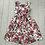 Thumbnail: Beautiful Handmade Summer Dress Vintage Reworked Upcycled Fabric