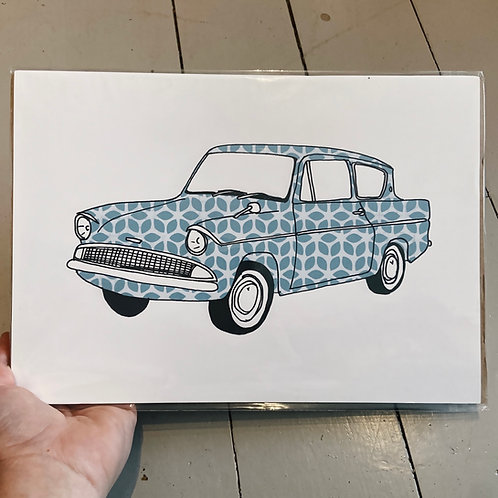 A4 ford print.