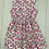 Thumbnail: Beautiful Handmade Summer Dress Soft Cool Cotton Liberty Style Vintage Print