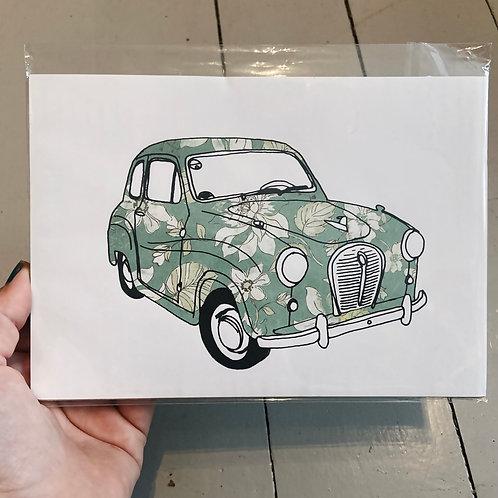 A5 Austin print.