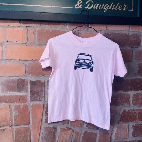 Mis-print Pink Child's t-shirt 7-8