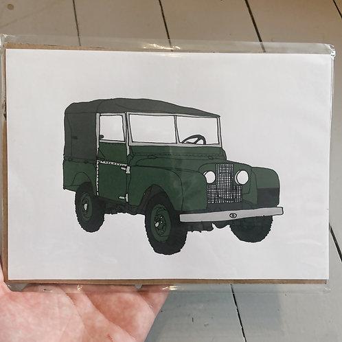 A5 landy series 1 print.