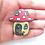 Thumbnail: Retro Mushroom House Brooch