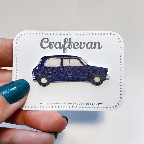 Classic mini brooch *seconds