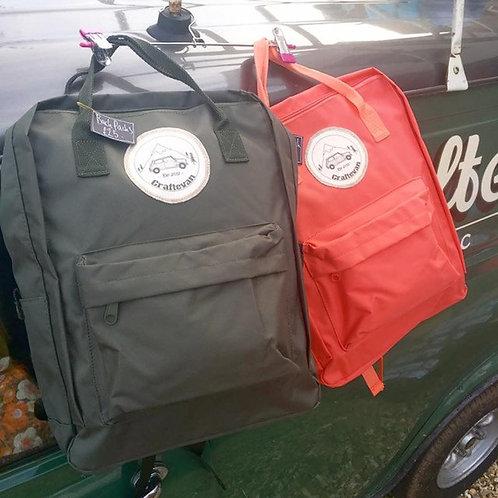 Craftevan Mini Cooper Adventure Backpack/Rucksack