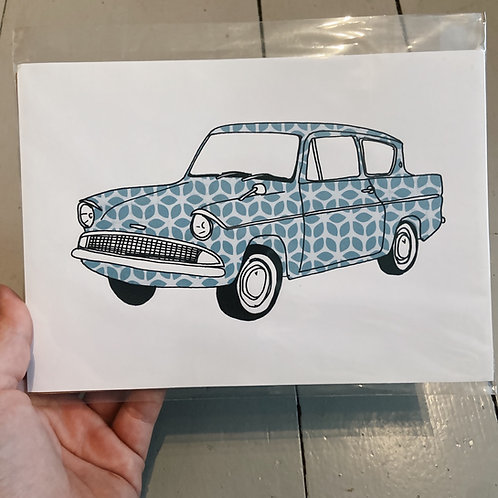 A5 ford print.