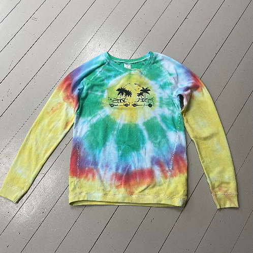 Tye Dye Mini Jumper (L)