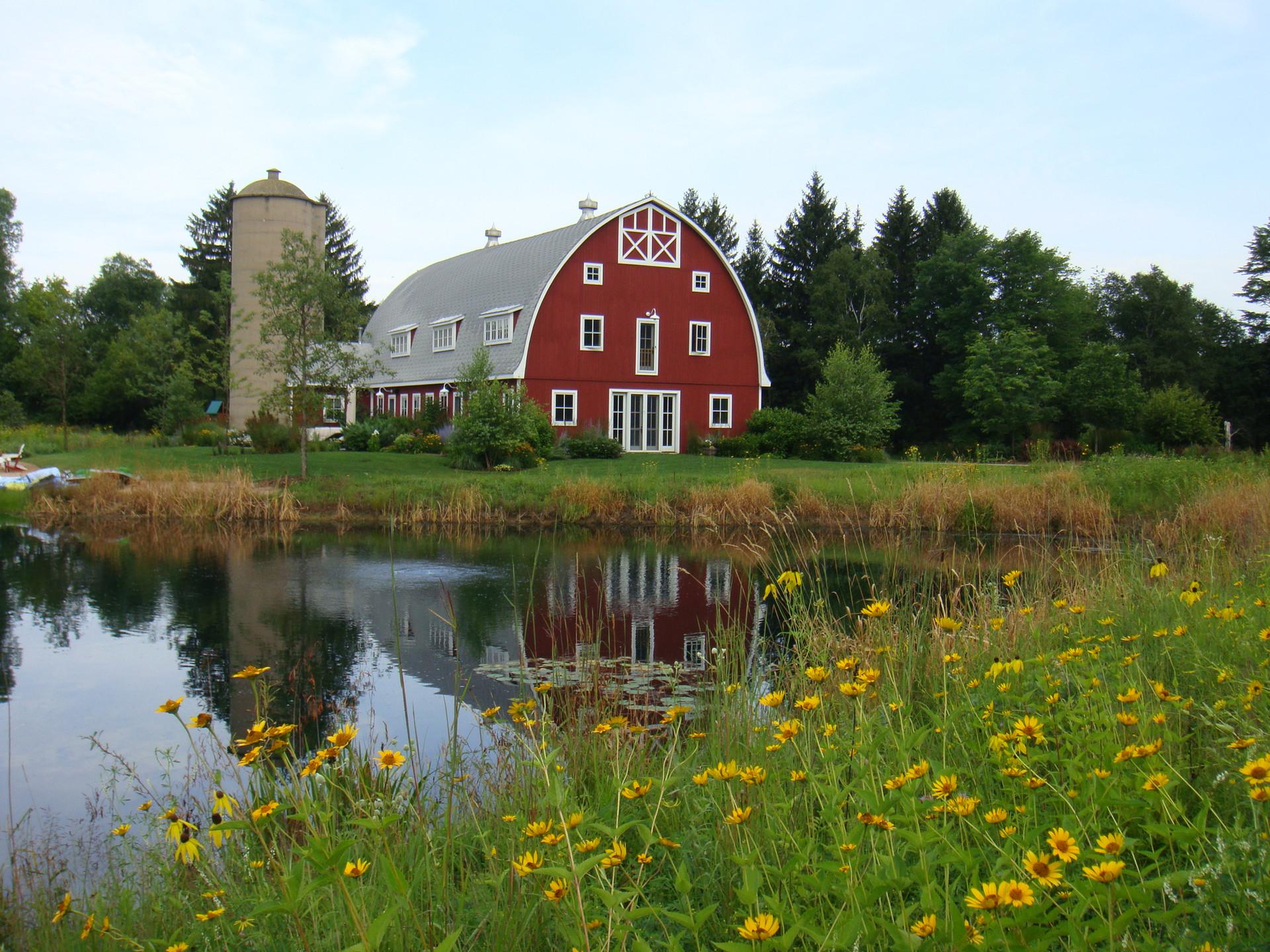 Cason & Associates Lake and Pond Images