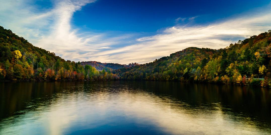 Fall On Dewey Lake