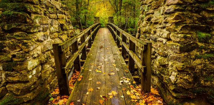 Glade Creek Bridge