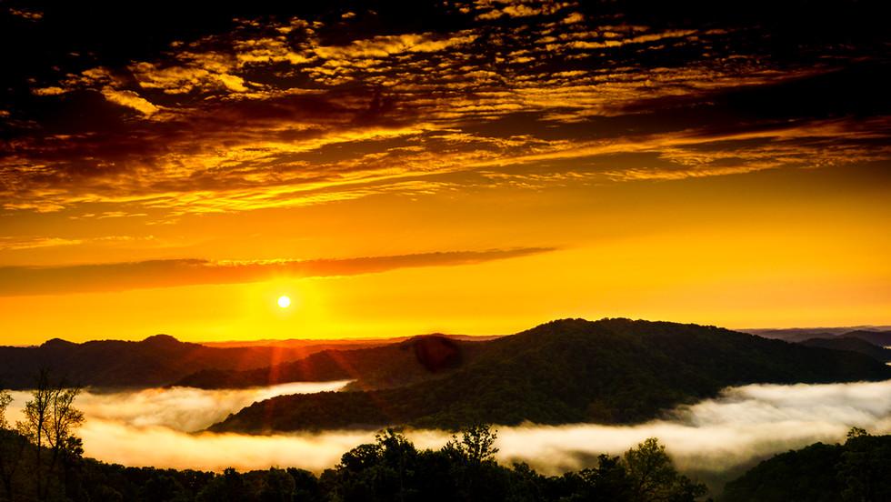Unseen Sunrise