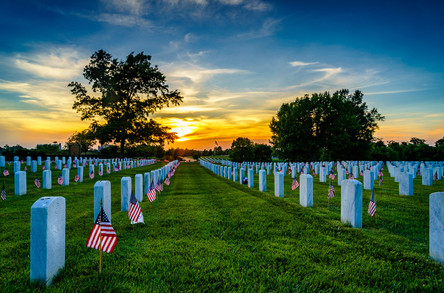 Memorial Day at Camp Nelson