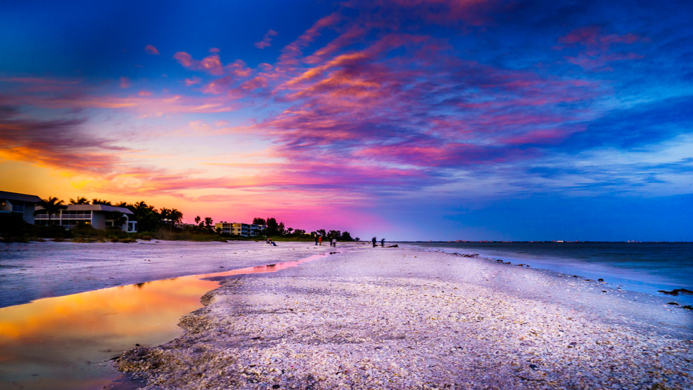 Sanibel Evening