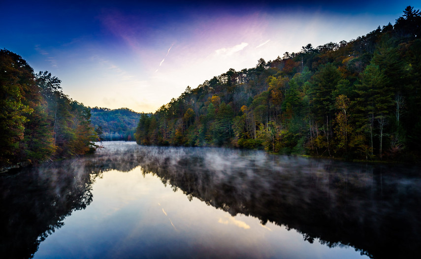 Mill Creek Morning