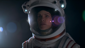 'Away': A journey to the depths of outer space—and the human heart
