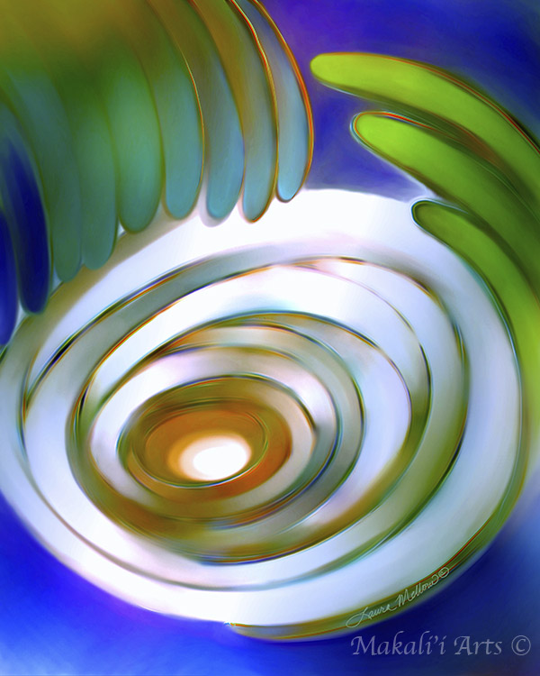 Into the Healing Swirl