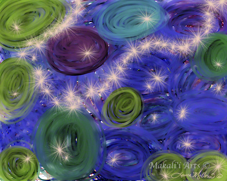 Into the spiral stars