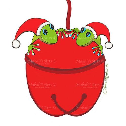 Believe in Christmas Bell