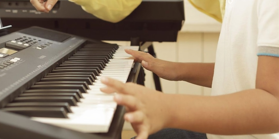 Free Yamaha Music Trial Class (4 years old and above) (1)
