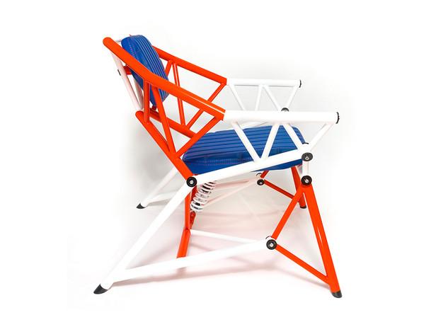 DUKE Chair by Francis Assadi