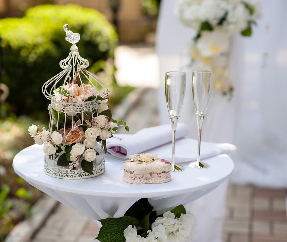 Decor Wedding | club nautico chia