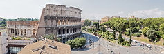 Parco di Nerone Terrace Colosseum