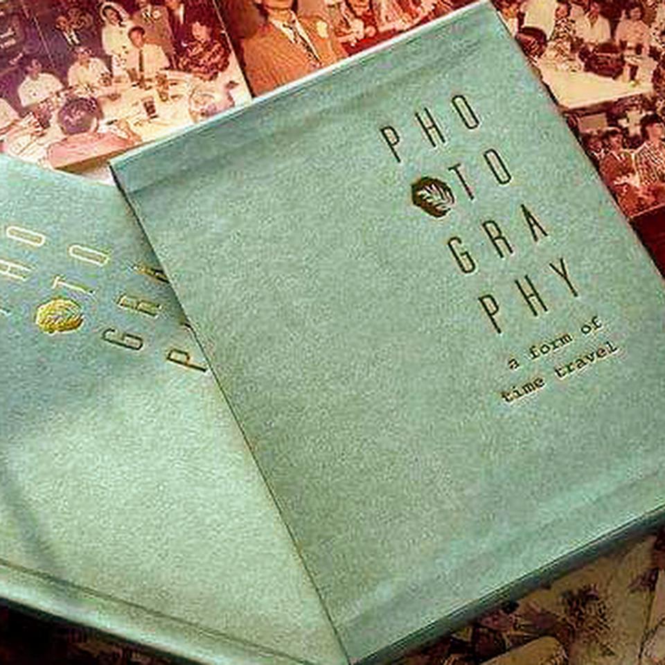 Displaying Nguyen Trac Photo Album NPO233 Dark Sea Green