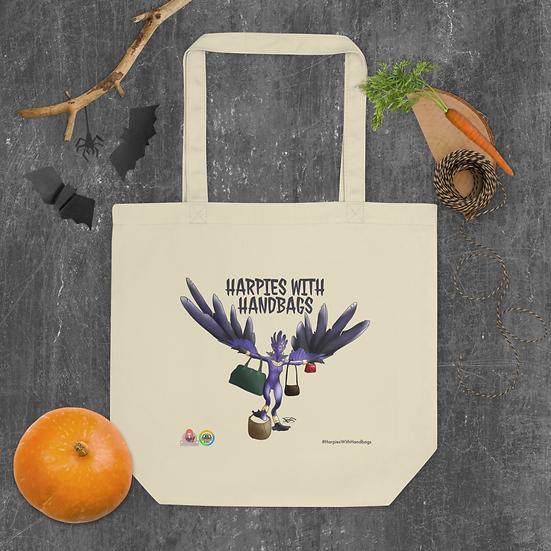 Harpies With Handbags Tote Bag