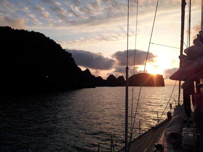 Stromboli Island, Eolie