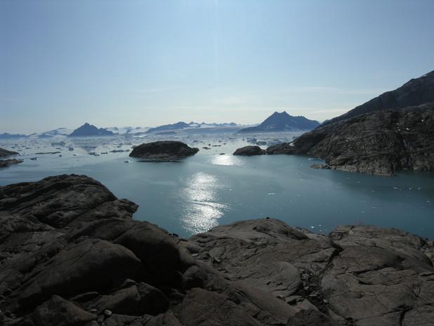 Kangerlussuak Fjord, East Greenland