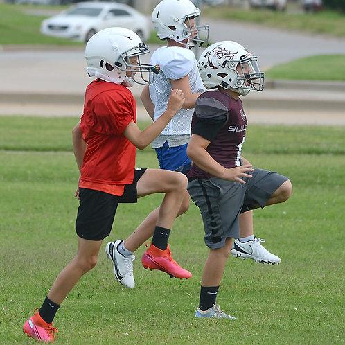 EYFA Tackle Camp - 5th and 6th grade