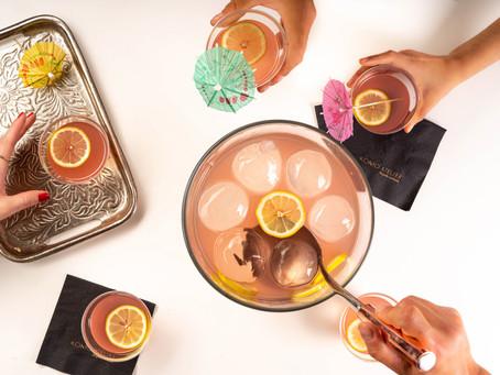 Cocktail: Pink Mamacita Punch