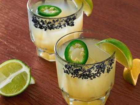 Cocktail: Spiced Tropical Margarita