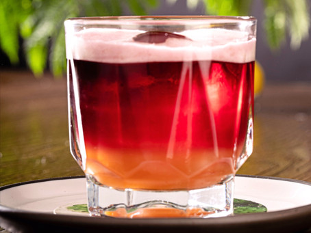 Cocktail: New York Sour