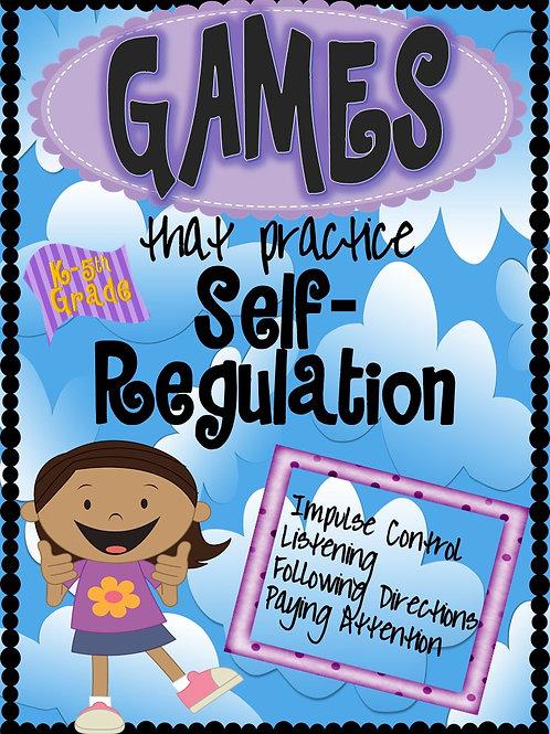 Games That Practice Self-Regulation