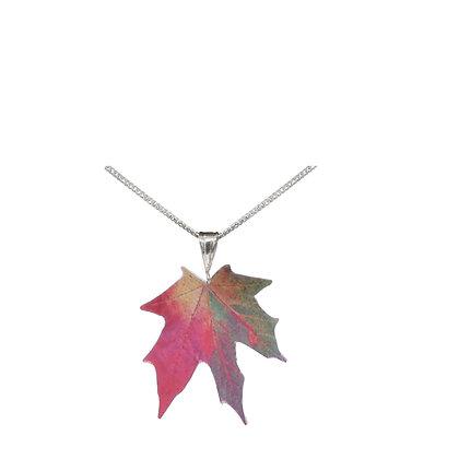 Maple Leaf Pendant