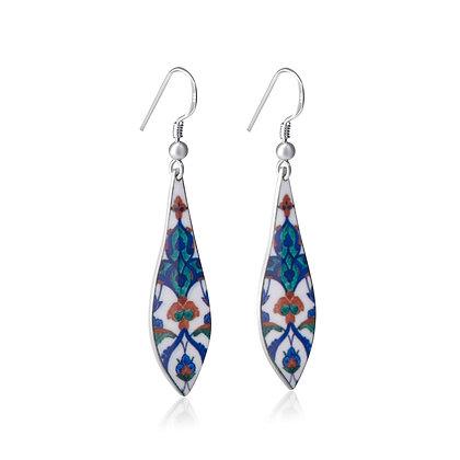 Ottoman Teardrop Earrings