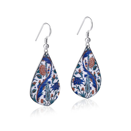 Ottoman Vase Earrings